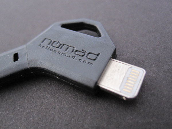 Review: Nomad ChargeKey Lightning Cable