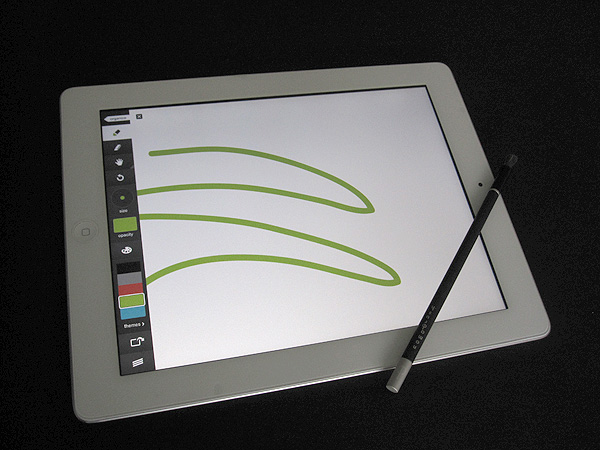 Review: NomadBrush LLC Nomad Compose for iPad