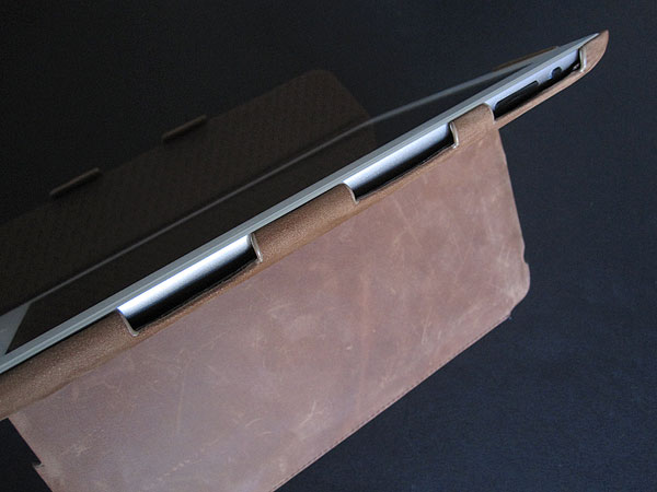 First Look: Noreve Tradition B Leather Case for iPad 2/iPad (3rd-Gen)