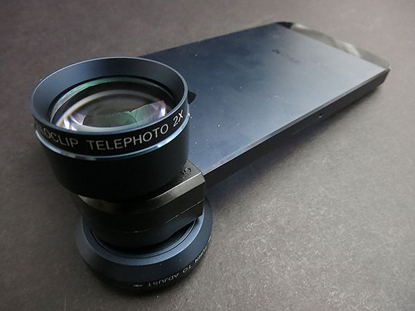 Review: Olloclip Telephoto + Circular Polarizing Lens for iPhone 5
