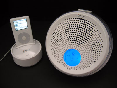 Review: Oregon Scientific iBall Wireless Speaker System