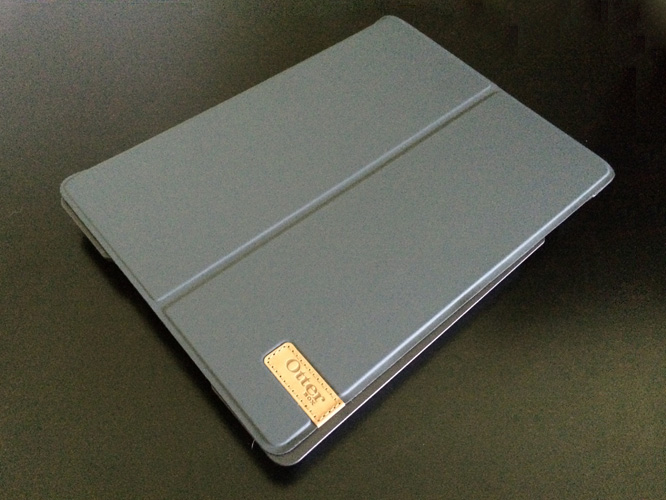 Review: OtterBox Agility Tablet System for iPad Air 8