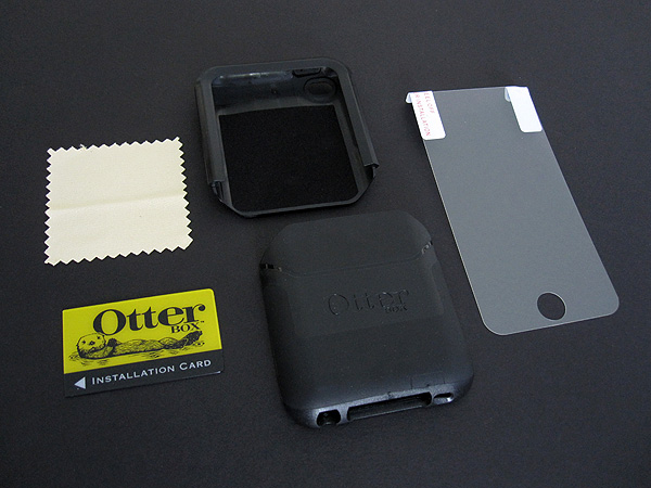 Review: OtterBox Reflex Series Case for iPod touch 4G