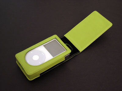 Review: Pacific Design iPod Flip Case
