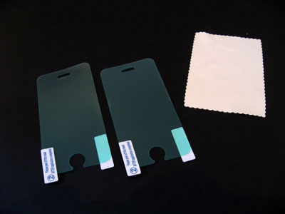 First Look: PDO Screen Protectors for iPhone