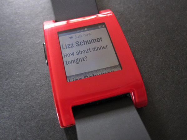 Review: Pebble Technology Pebble Smart Watch