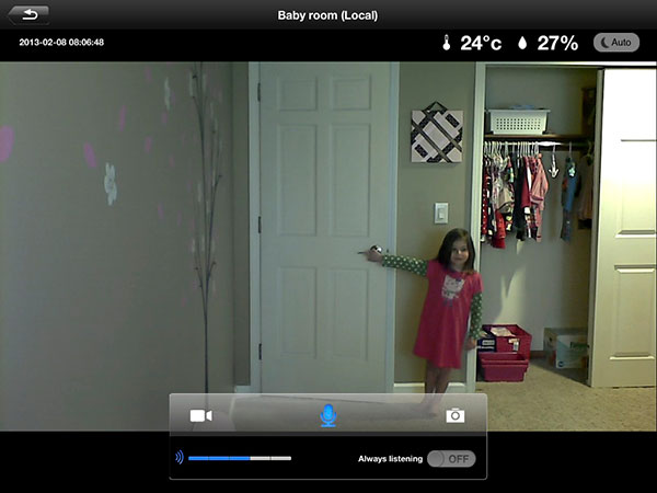 Review: Philips In.Sight Wireless HD Baby Monitor for iPhone/iPad