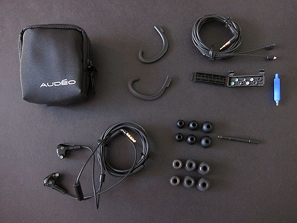 Review: Phonak Audeo PFE 232 + Mic Perfect Fit Earphones