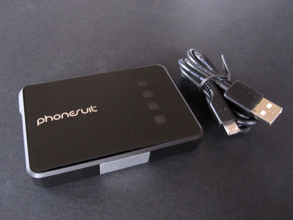 Review: PhoneSuit Power Core Micro Ultra Compact Battery Pack
