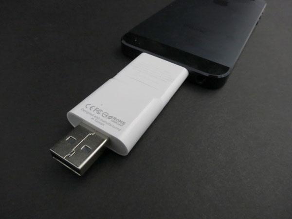 Review: PhotoFast i-FlashDrive HD