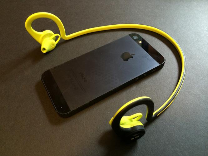 review plantronics backbeat fit bluetooth wireless headphones ilounge. Black Bedroom Furniture Sets. Home Design Ideas