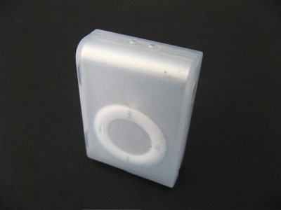 Review: Power Support Silicone Jacket for 2nd Generation iPod shuffle