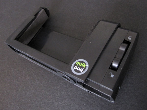 First Look: Quick Pod Quick Pod Mobile