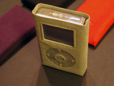 Review: RadTech Sleevz for iPod (4G/photo)