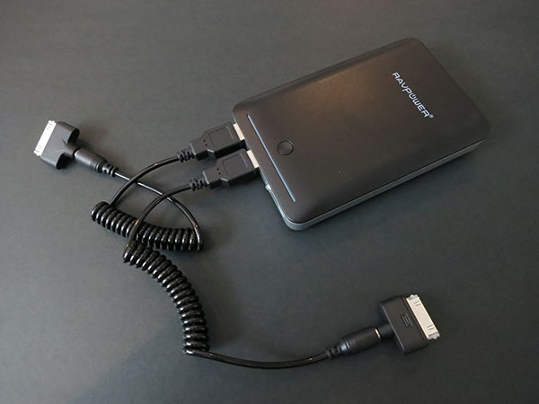 3 Review: RAVPower Dynamo 14000mAh External Battery Charger