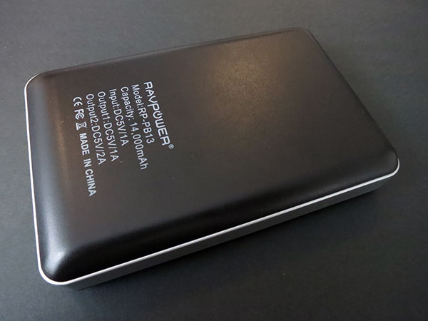 5 Review: RAVPower Dynamo 14000mAh External Battery Charger