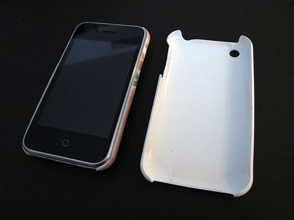 First Look: Red Snapper Miphone Case for iPhone 3G/3GS