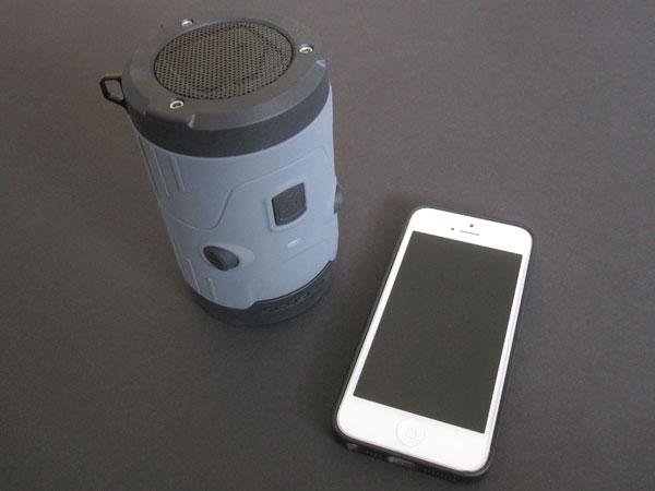 Review: Scosche boomBOTTLE H2O Bluetooth Wireless Speaker 1