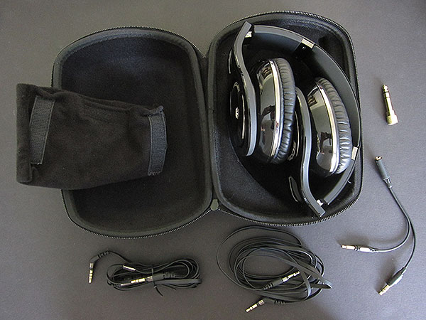 Review: Scosche Realm RH1056m Reference Grade Headphones 2