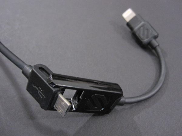 Review: Scosche smartSTRIKE Charge & Sync Cable for Lightning and micro USB Devices