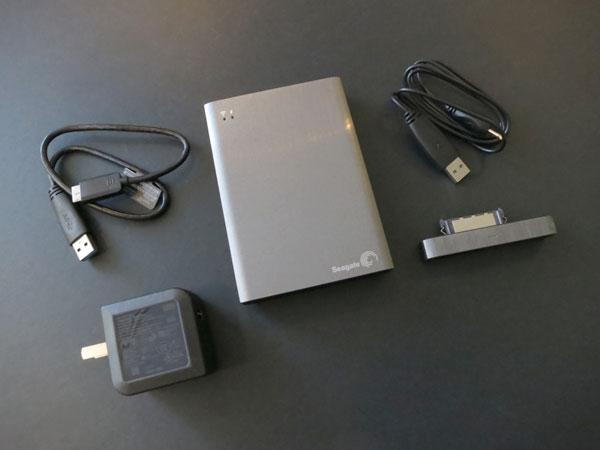 Review: Seagate Wireless Plus External Hard Drive