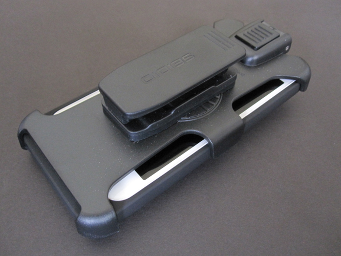 Review: Seidio Innocell Plus Combo Protective Battery Case + Holster for iPhone 5/5s 1