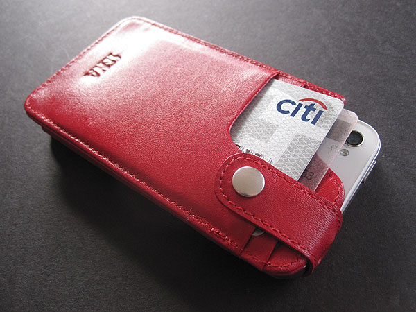 Review: Sena Cases WalletSkin + WalletSlim for iPhone 4/4S