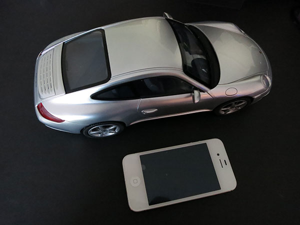 Review: Silverlit Porsche 911 Carrera Interactive Bluetooth R/C