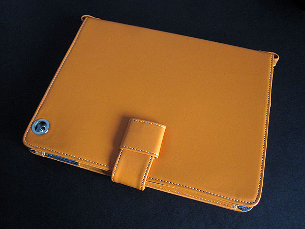Review: Simplism Leather Flip Note Case for iPad2/iPad (3rd-Gen)