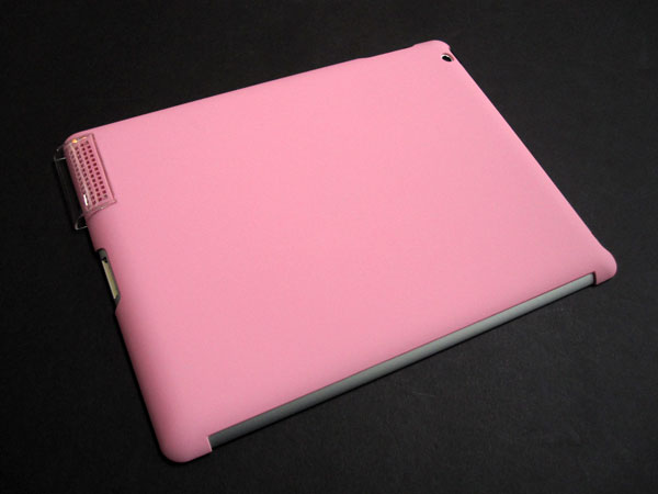 First Look: Simplism Crystal Cover Set, Semi Hard Case Set + Smart Back Cover for iPad (3rd-Gen)