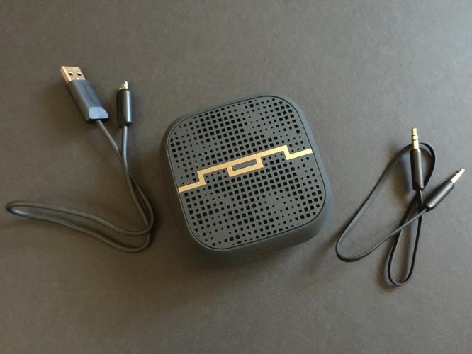 Review: Sol Republic Punk Wireless Bluetooth Speaker 1