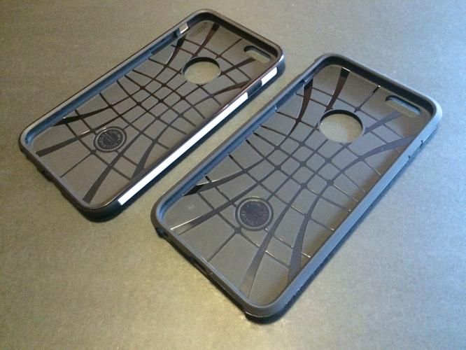 Review: Spigen Slim Armor / S + Tough Armor / S for iPhone 6 + iPhone 6 Plus
