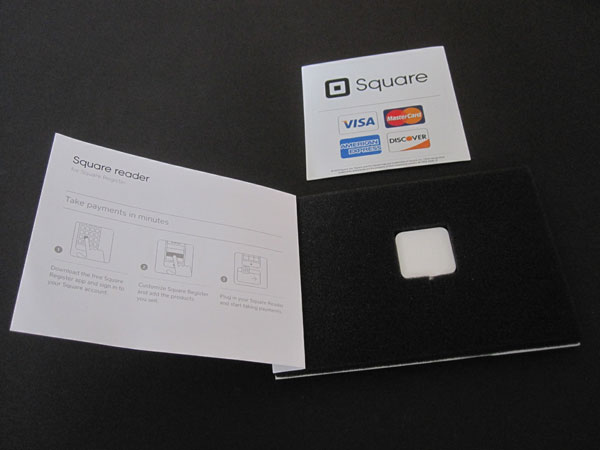 Review: Square, Inc. Square Credit Card Reader (2013)