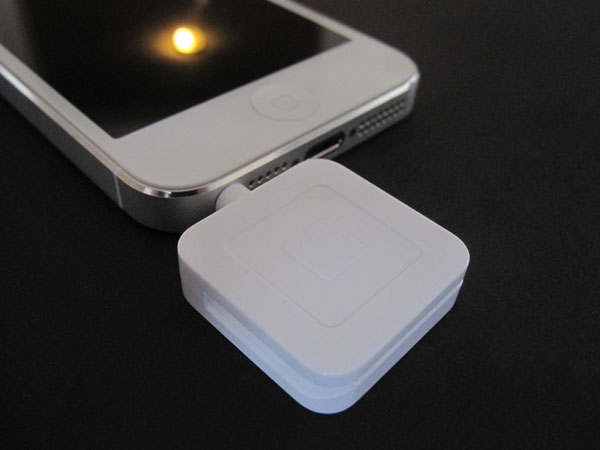 Review: Square, Inc. Square Credit Card Reader 2013  iLounge