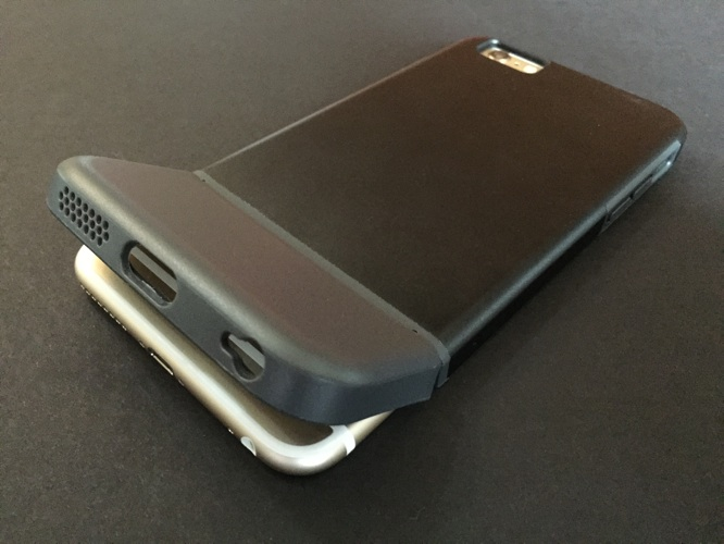 Review: STM Harbour for iPhone 6 Plus