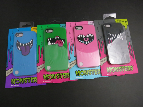 Review: SwitchEasy Monsters for iPod touch 5G