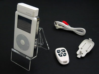 Review: Targus RemoteTunes Wireless Remote for iPod