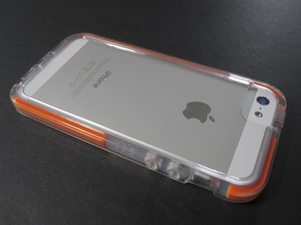 best website 0d55d 81025 Review: Tech21 Impact Band for iPhone 5