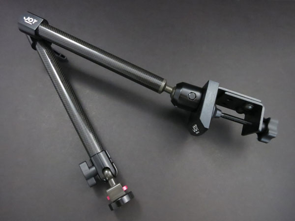 Review: The Joy Factory Tournez C-Clamp + Clamp Mounts with MagConnect for iPad 2, iPad (3rd/4th-Gen)