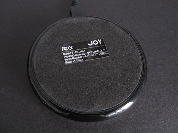 Review: The Joy Factory Zip Mini Touch-n-Go