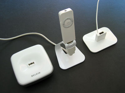 Review: Thought Out iPed Shuffle Dock