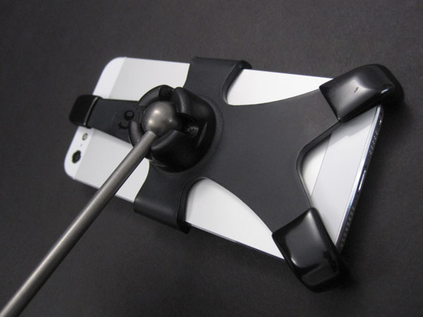 Review: Thought Out PED4 Planet BH50 Pivoting Stand for iPhone 5