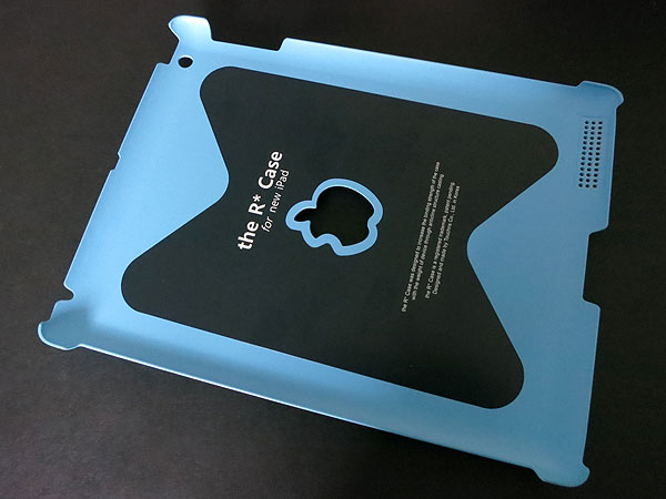 Review: Touchns The R* Case for iPad (3rd-Gen) 1