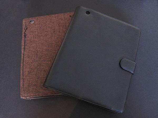 Review: Tuff-Luv Scribe Folio Stasis Case for iPad 2