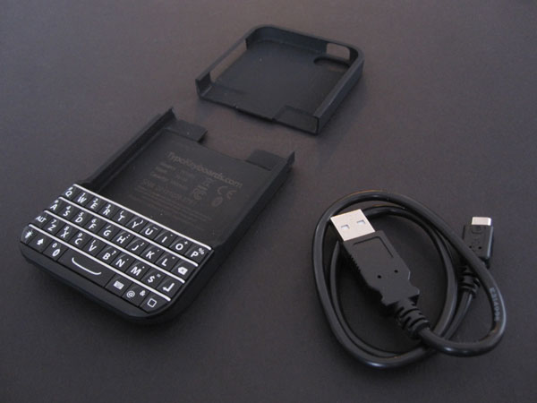 Review: Typo Products Typo Keyboard Case for iPhone 5/5s