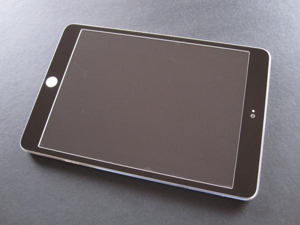 Review: Spigen SGP GLAS for iPad mini