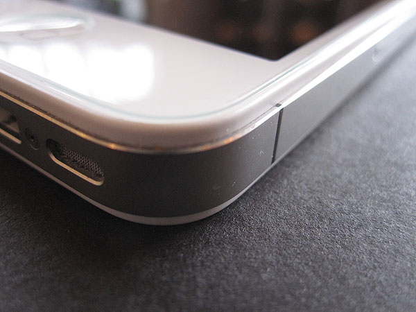 Review: Spigen SGP GLAS.t for iPhone 4/4S