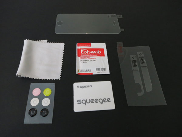 First Look: Spigen SGP GLAS.tR Nano Slim for iPhone 5