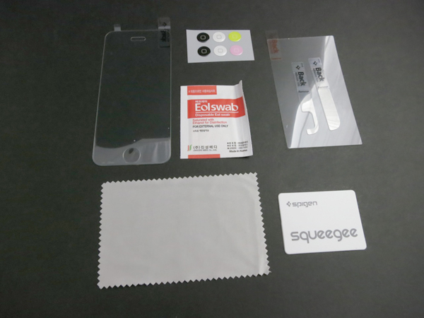Review: Spigen SGP GLAS.tR Slim for iPhone 5