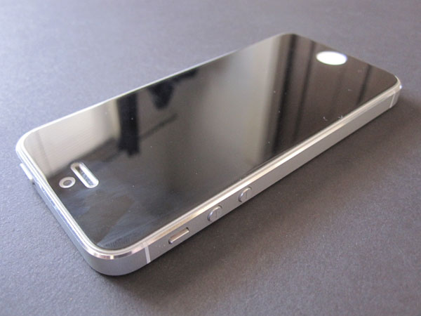Review: Spigen SGP GLAS.tR SLIM Privacy for iPhone 5/5c/5s